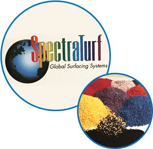 Spectraturf graphic